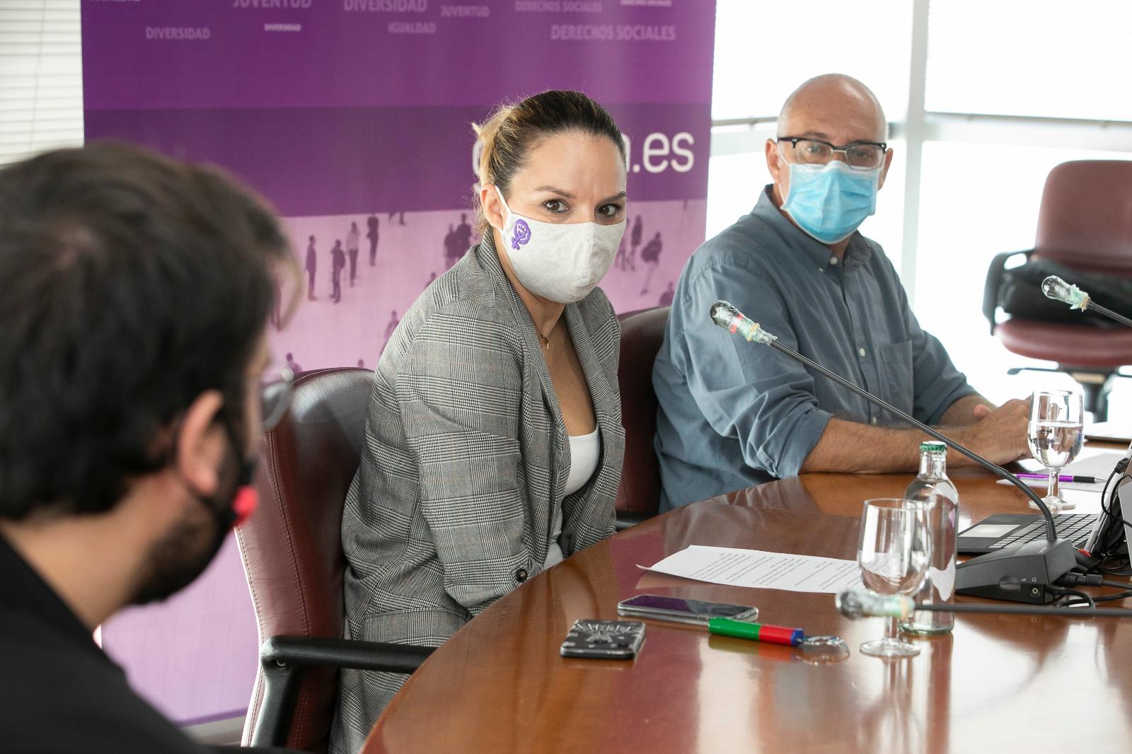 Canarias presenta 131 propuestas para favorecer la integración del colectivo LGTBIQ+ hasta 2025