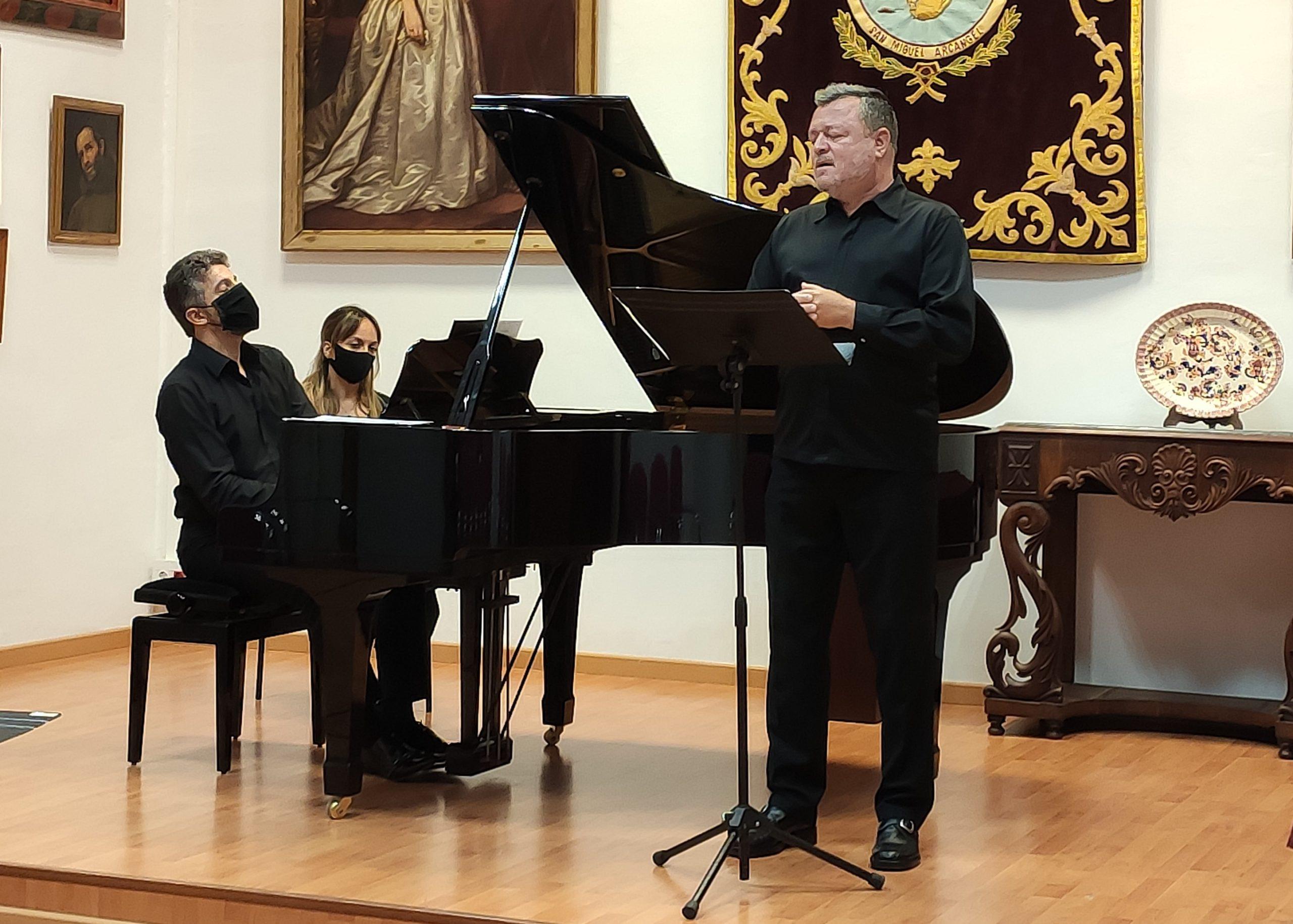 """Armando Alfonso, compositor: """"Prefiero que sea mi música la que hable por mí"""""""