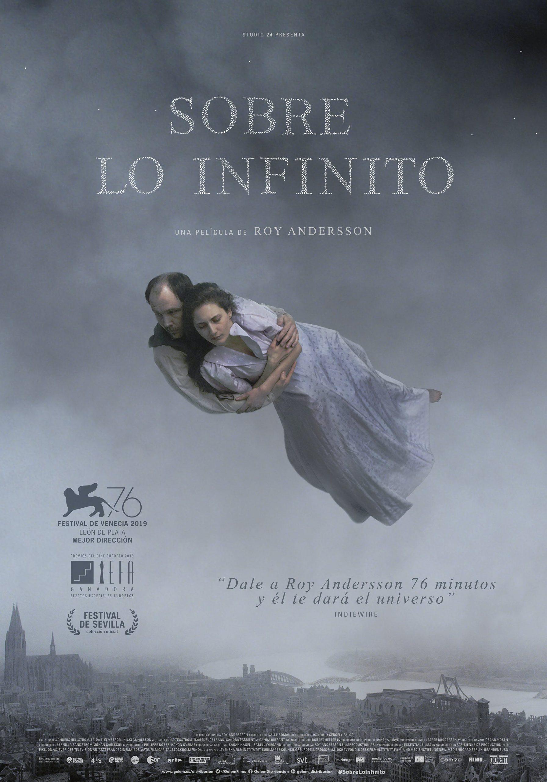 Cine. Sobre lo Infinito