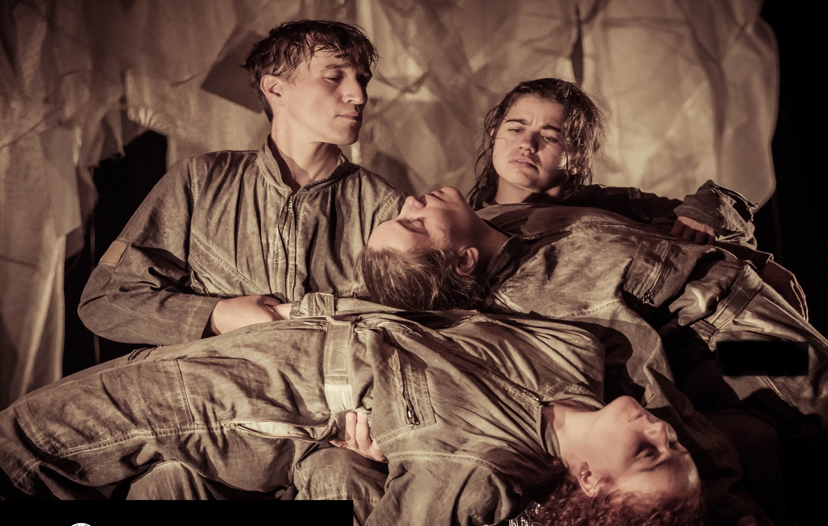 'The room to be', de Burka Teatro
