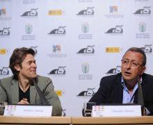 Claudio Utrera premio honorífico Muestra Cine Lanzarote