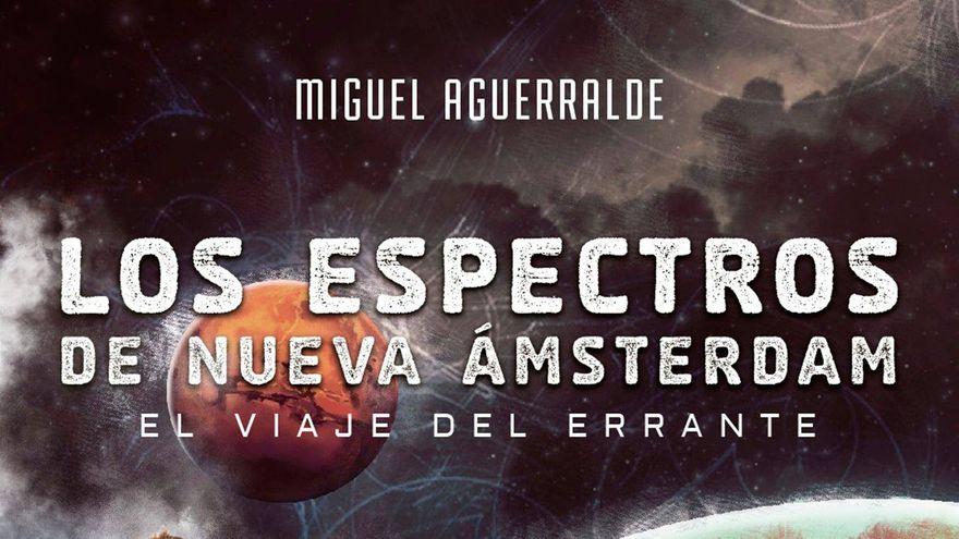 """Presentación del libro """"Los Espectros de Nueva Amsterdam"""""""