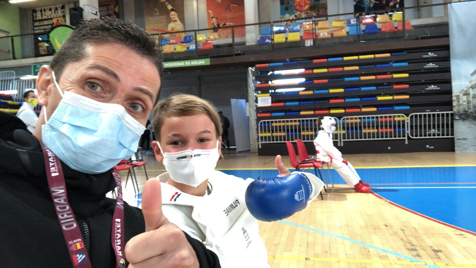 La karateka del club Suhari Tías obtiene la clasificación directa para la gran final los días 12 y 13 de diciembre en Málaga