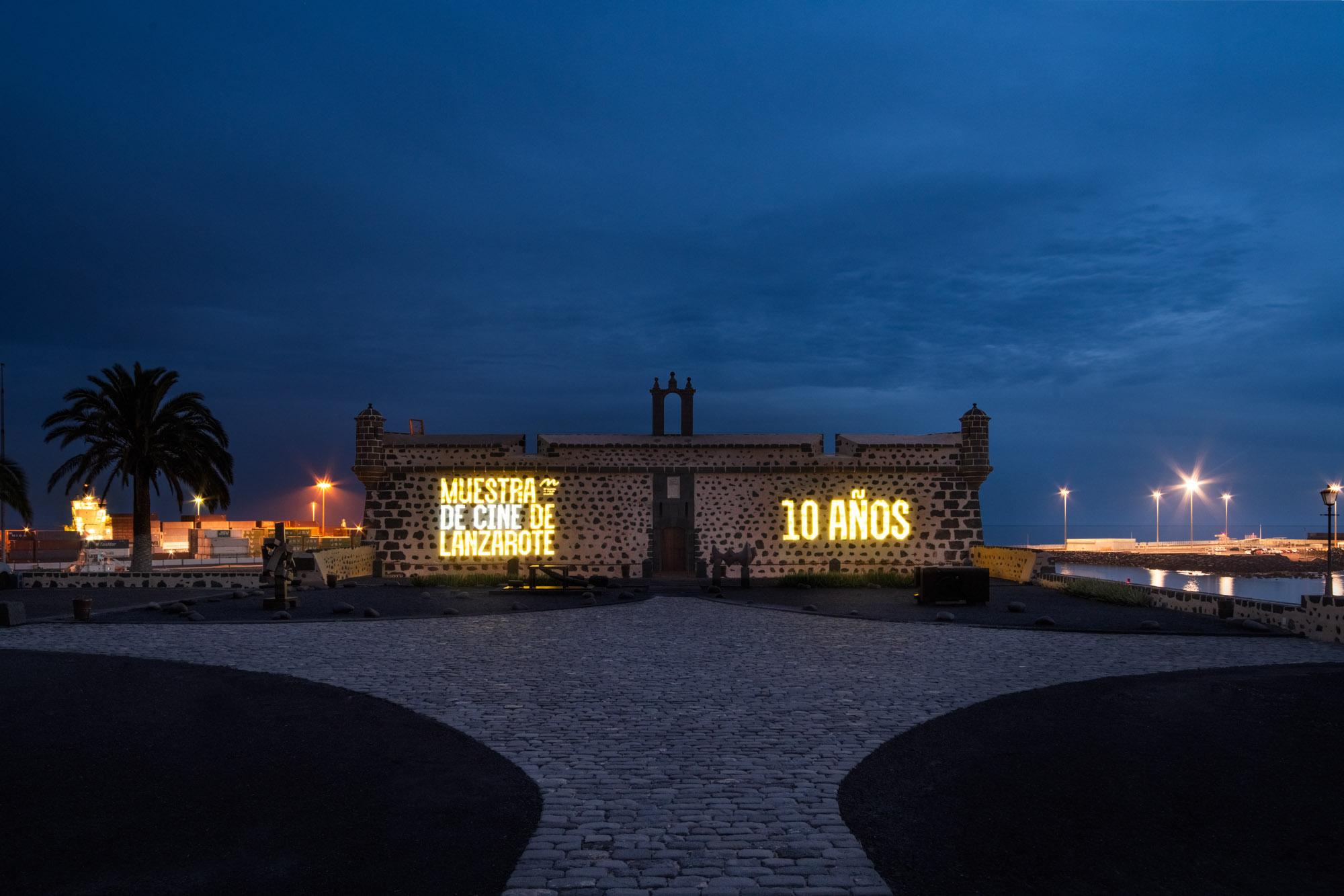 Queda inaugurada la décima edición de la Muestra de Cine de Lanzarote