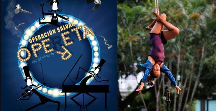 Circo, clown y muchas risas, este fin de semana en el Espacio de La Granja