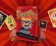 Ofendiditos, juego de cartas  100% made in lanzarote busca financiación