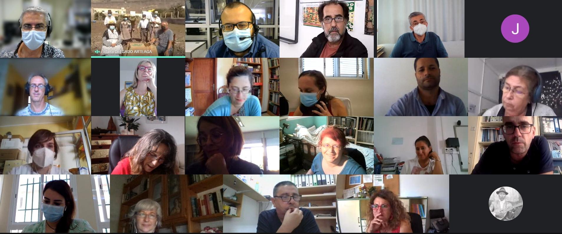 Un proyecto educativo promueve el conocimiento de la cultura del cereal en Canarias con encuentros virtuales