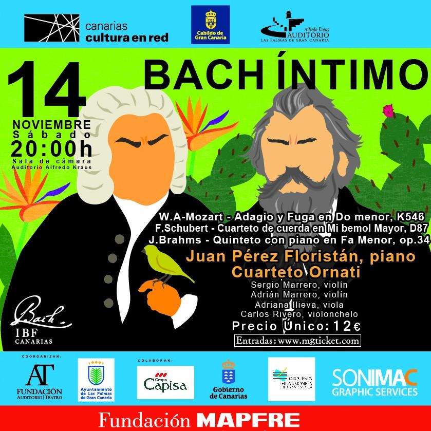 Concierto Bach Intimo