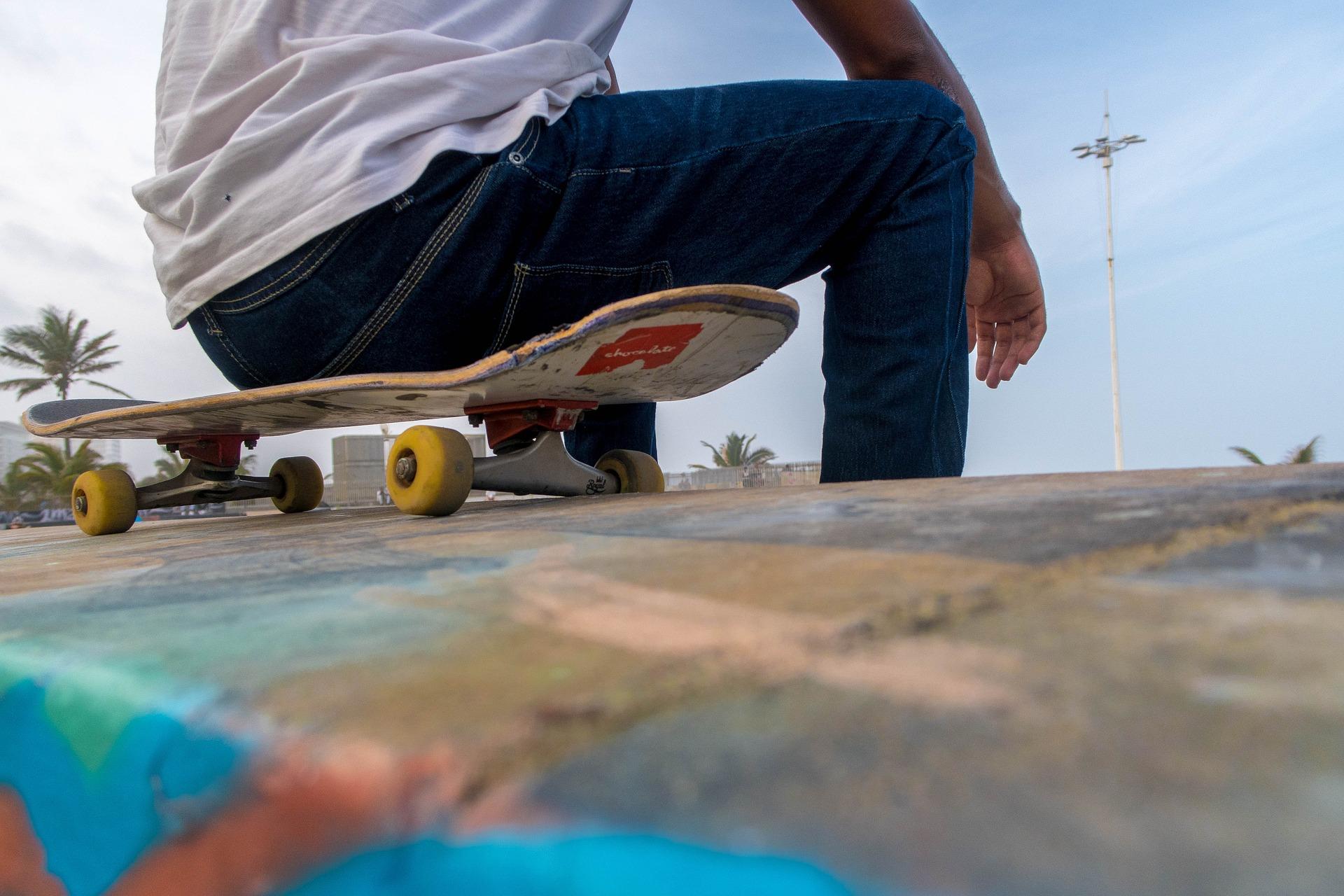 Se retoman las clases de        Skate en la Garita de Arrieta