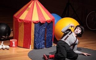 Concierto Familiar de la Orquesta Sinfónica de Tenerife 'Suena el Circo'