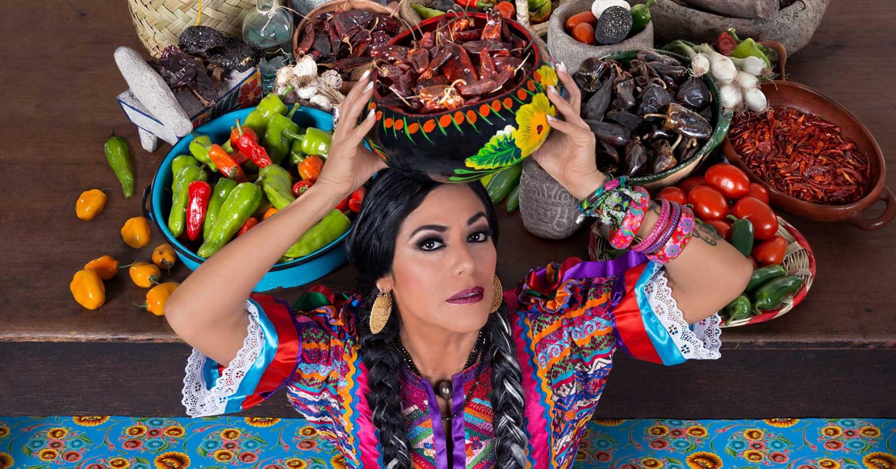 Festival MUMES: proyección de 'Lila Downs. El son del Chile Frito'