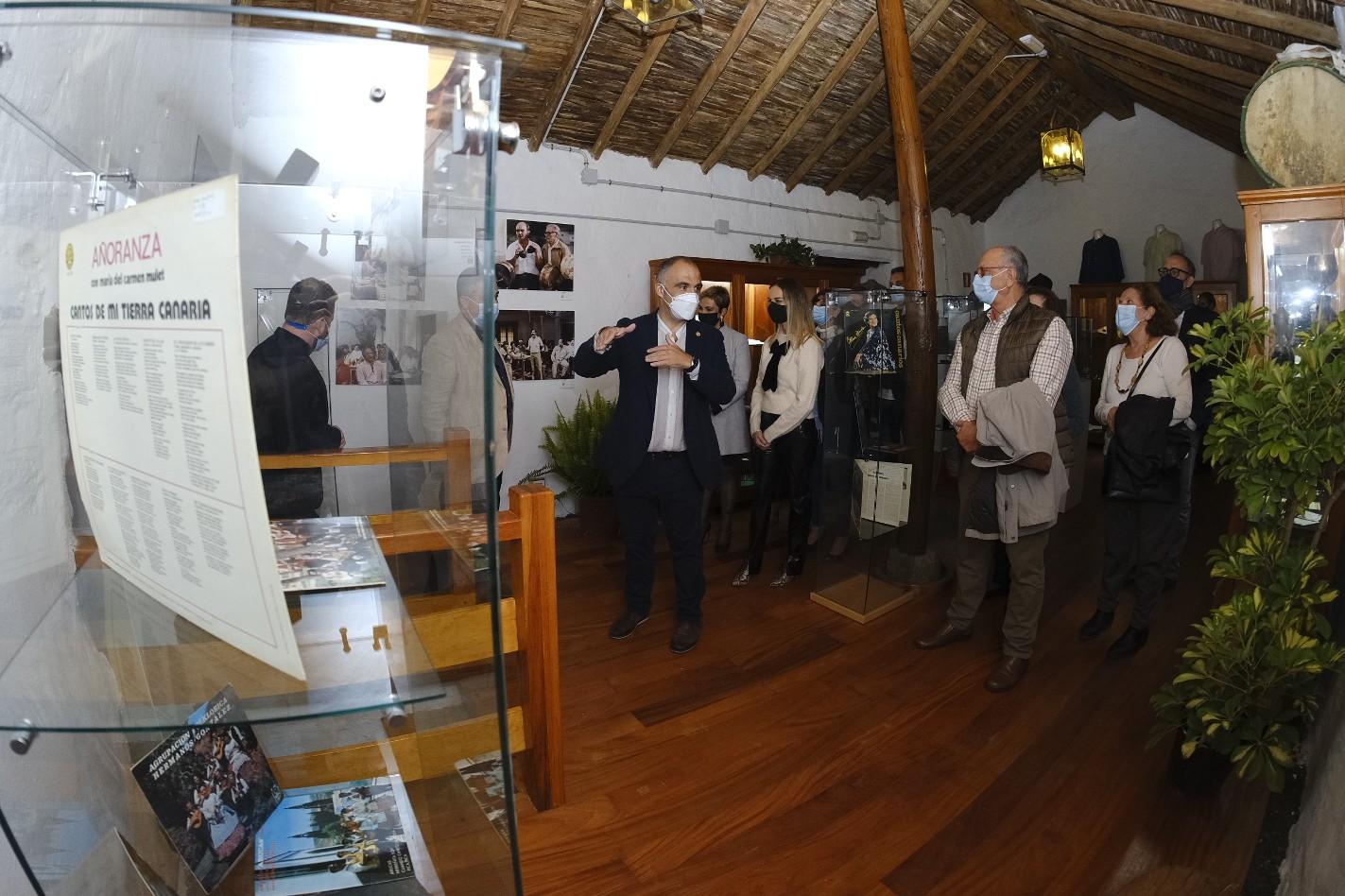 La Fundación Canaria Nanino Díaz Cutillas estrena sede en la Casa del Obispo de Ingenio, espacio cedido por el Ayuntamiento