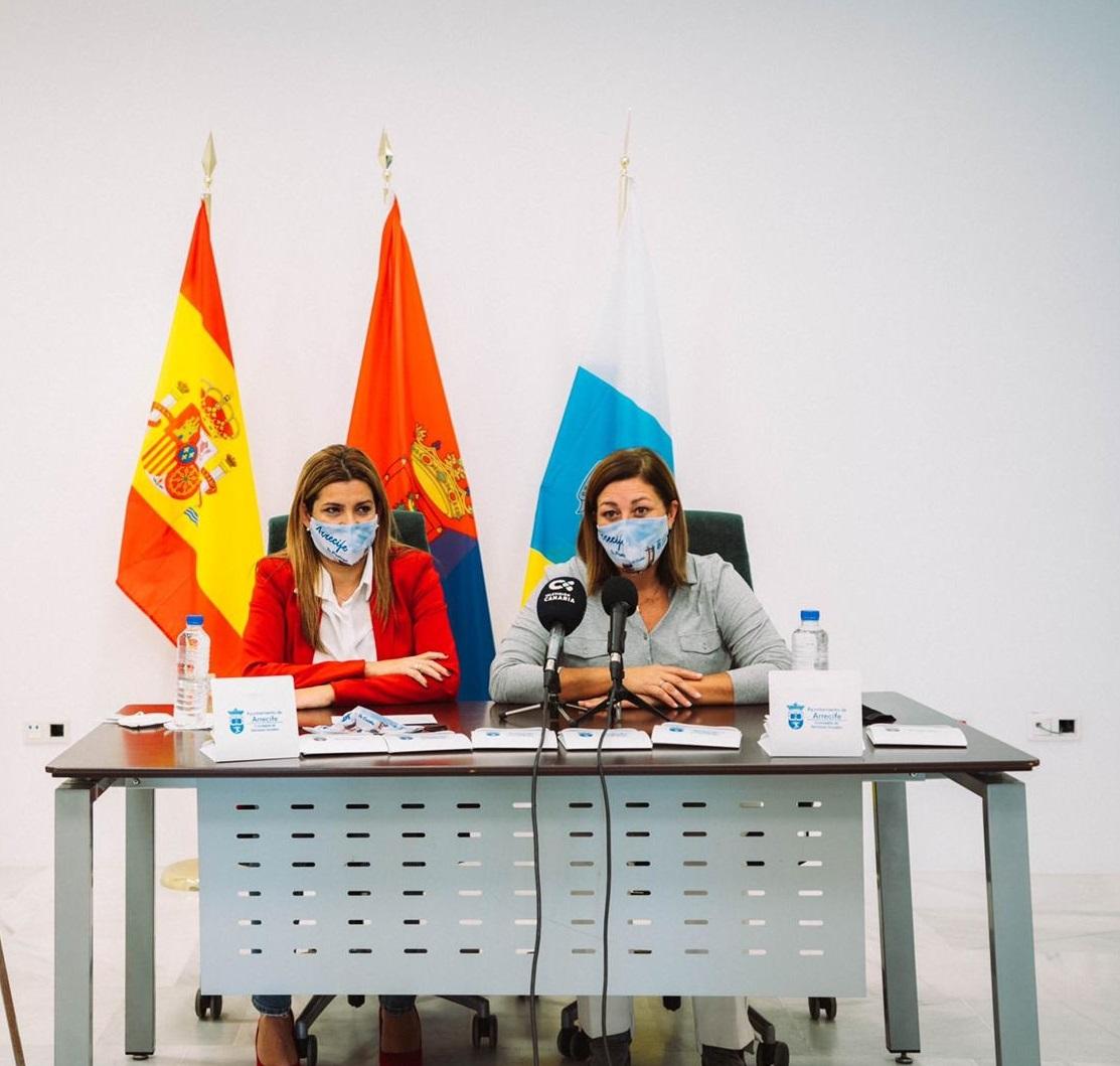Arrecife apoya con 450.000 euros la realización de 21 proyectos sociales de ONGs de Lanzarote