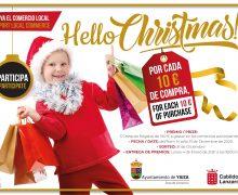 Yaiza lanza la campaña Hello Christmas! para incentivar las ventas del comercio local