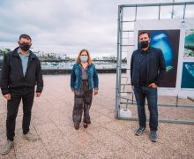 Arrecife exhibe en el Charco de San Ginés las fotografías ganadoras del Open Fotosub Lanzarote