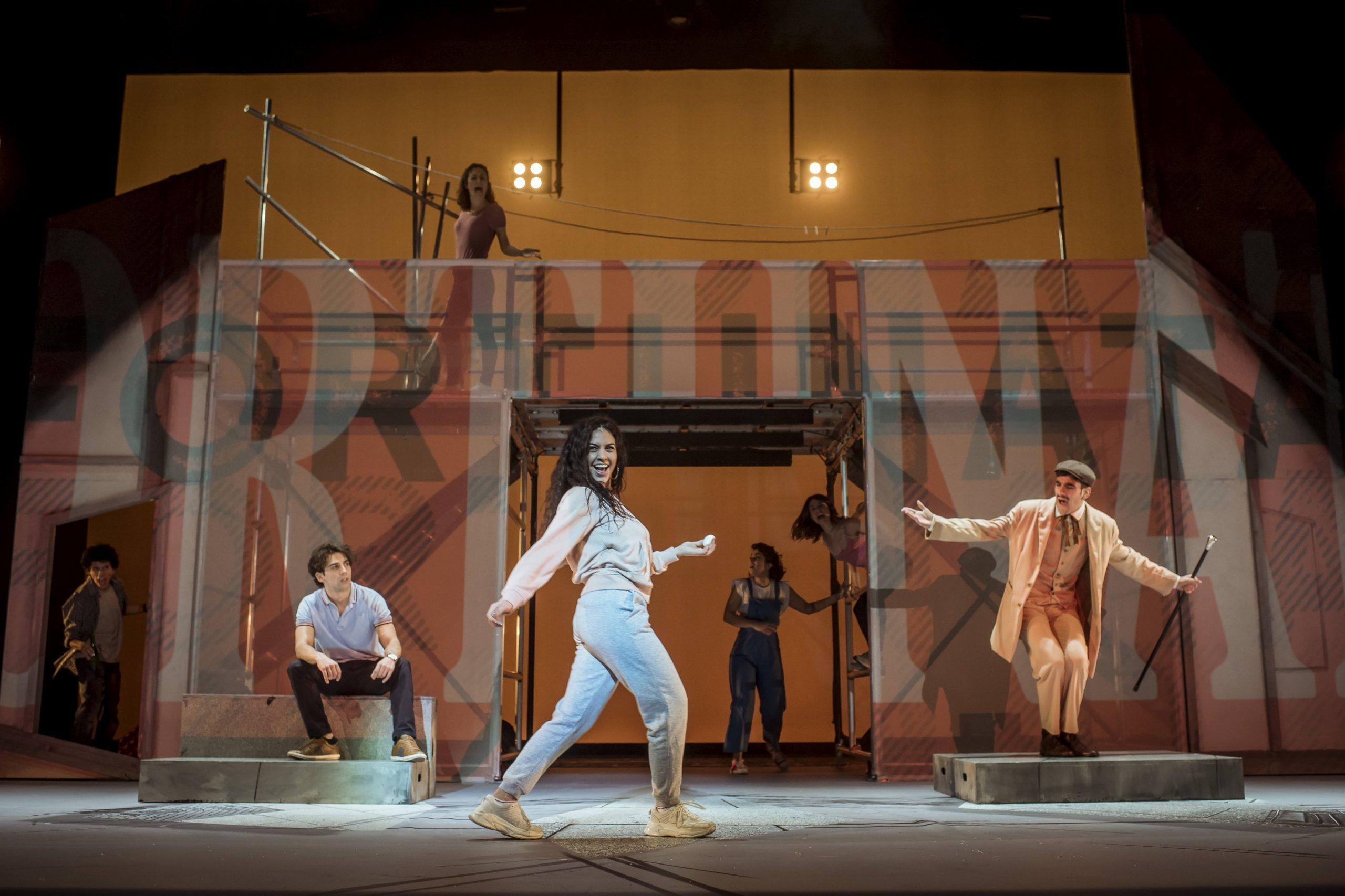 El Teatro Pérez Galdós culmina con 'Fortunata y Benito' su programación de este año 2020