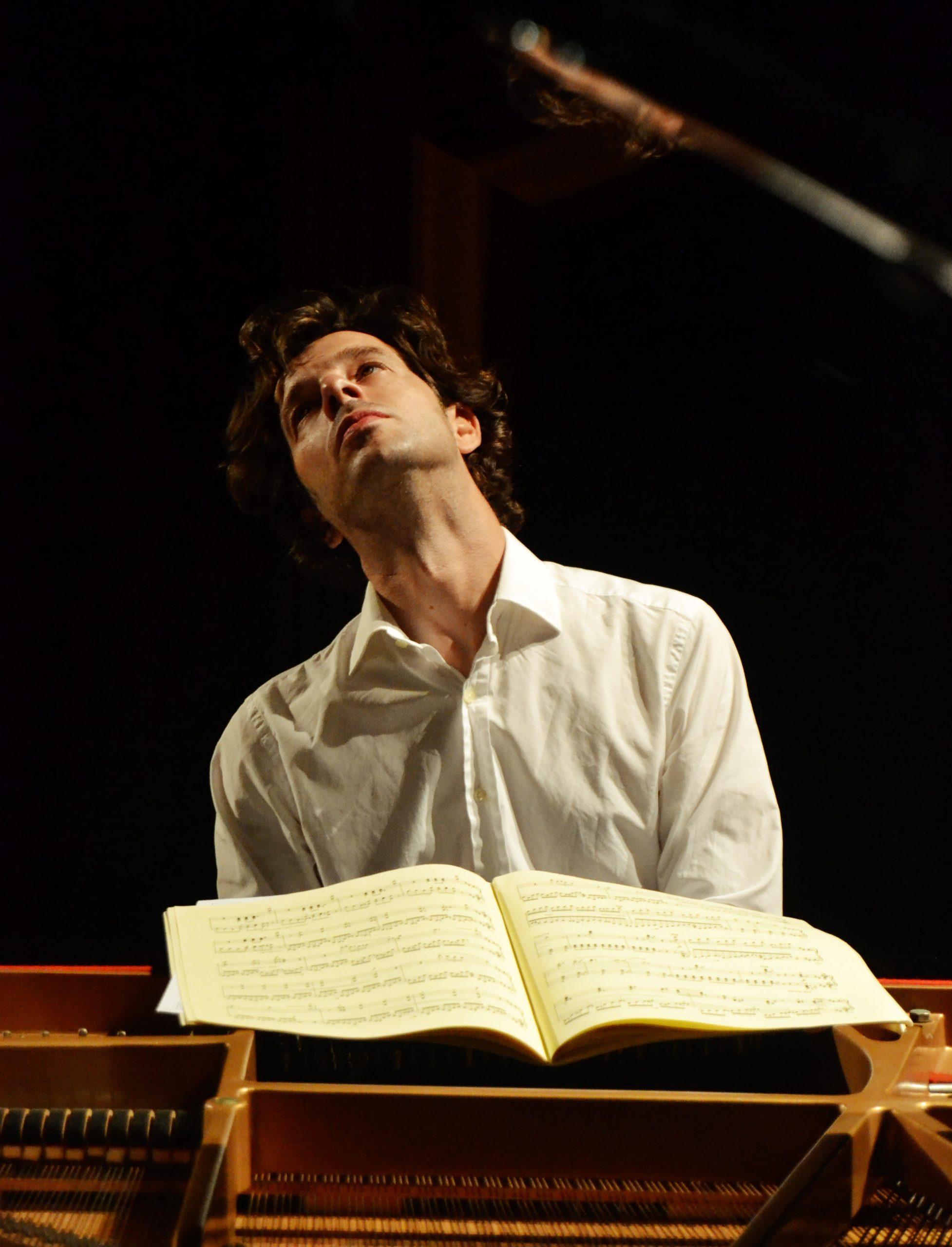 La Real Academia de Bellas Artes ofrece en Santa Cruz de La Palma un concierto de piano con Javier Laso