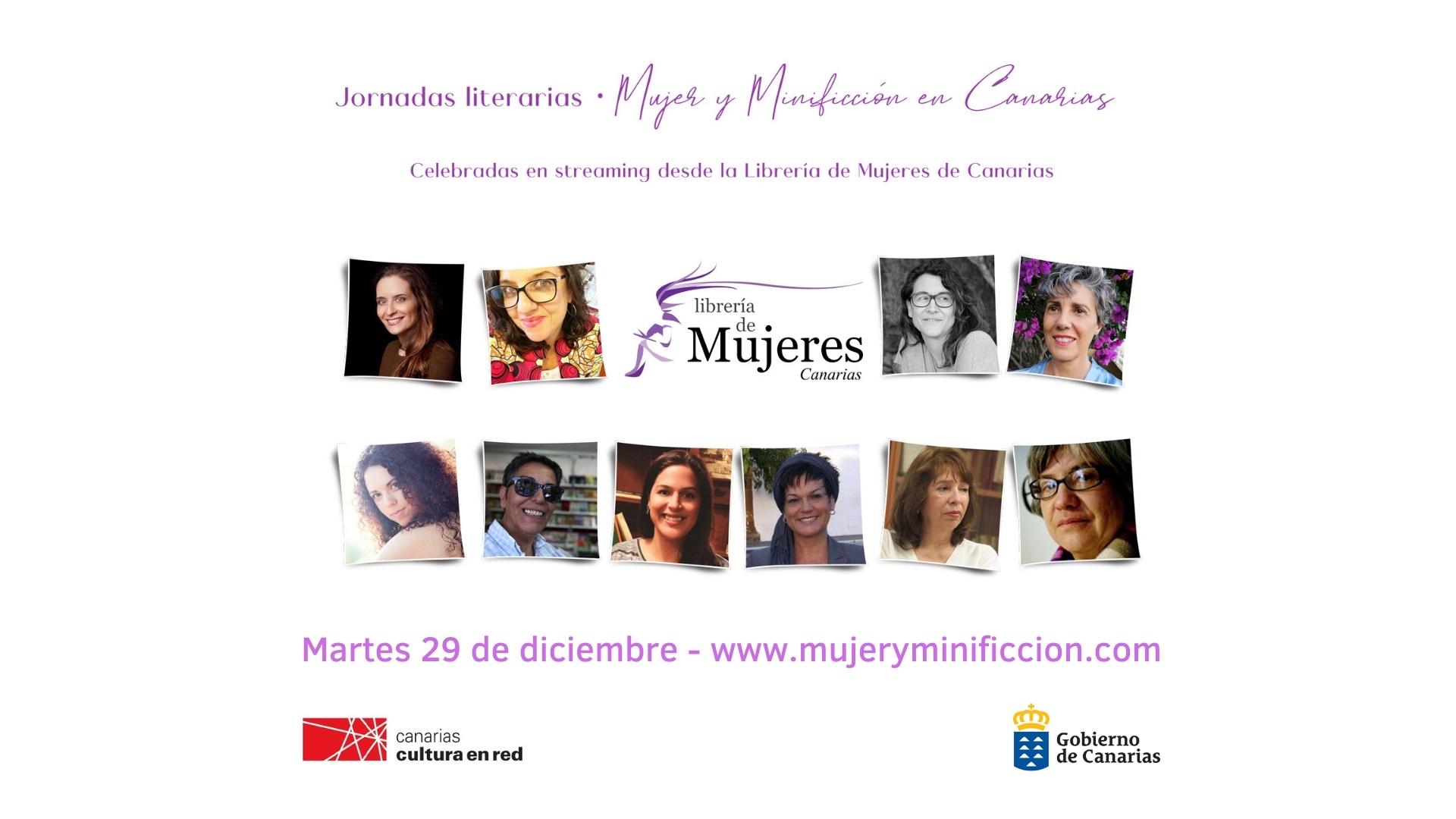 """""""Mujer y Minificción en Canarias"""""""