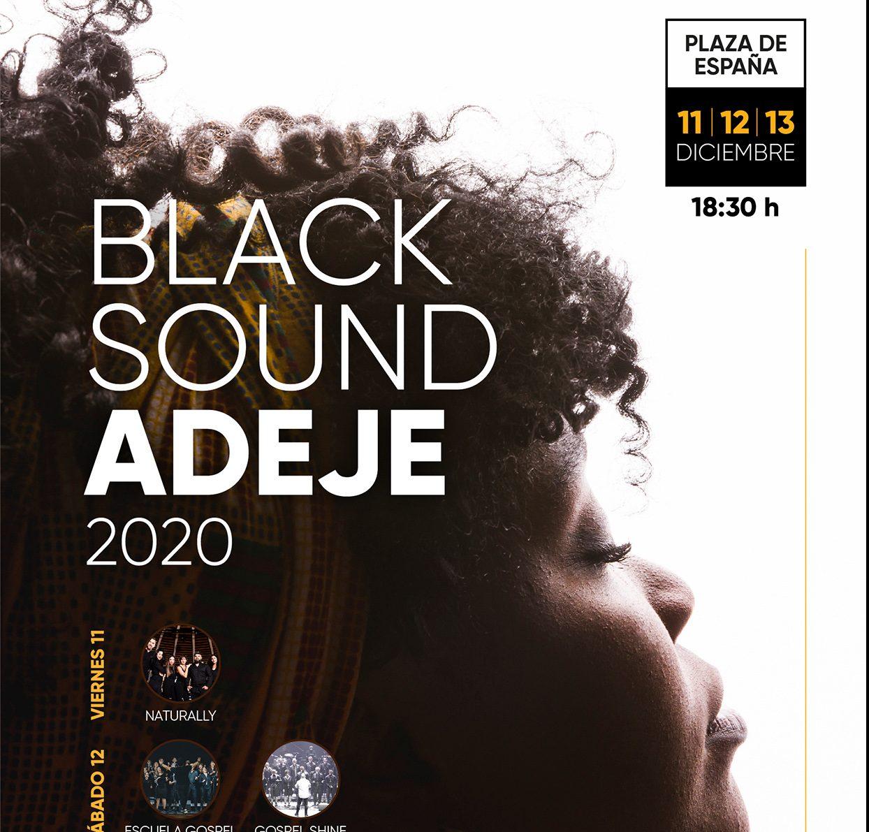 El festival Black Sound Adeje dedica un largo fin de semana a la mejor música afroamericana
