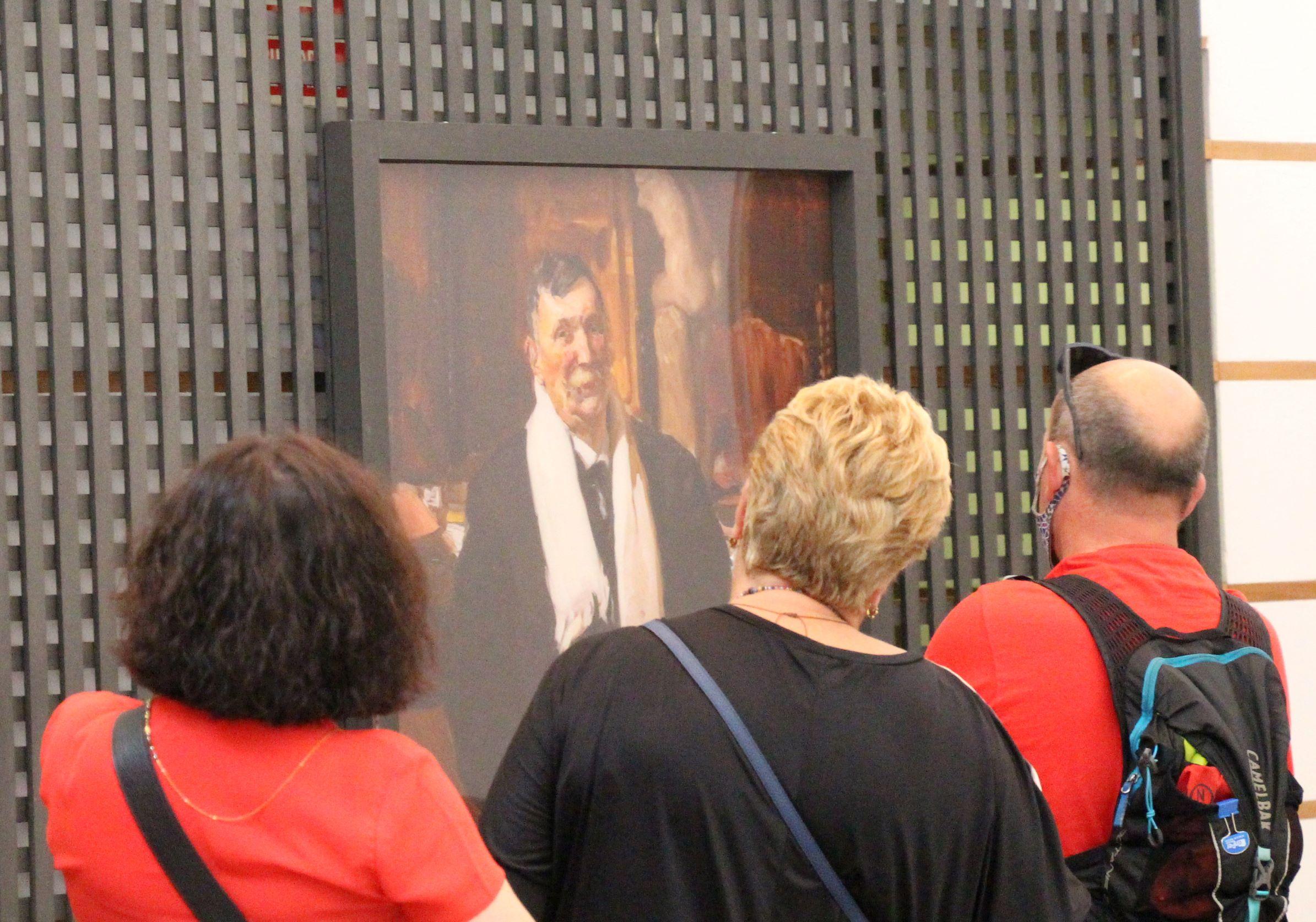 La Casa-Museo Pérez Galdós amplía hasta el 28 de febrero las visitas a la exposición 'Benito Pérez Galdós. La verdad humana'