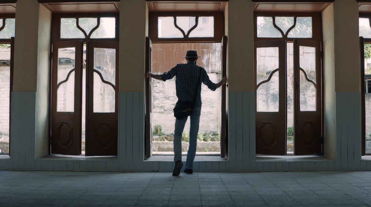 'Un blues para Teherán' de Javier Tolentino