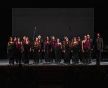 Camerata Lacunensis y la música coral contemporánea, nueva cita del festival 'En Paralelo' On Line