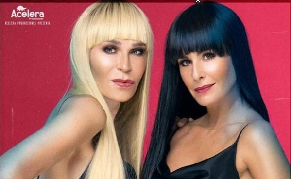Antonia San Juan y Nuria Roca estrenan 'La gran depresión'