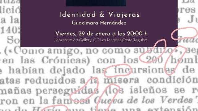 Exposición 'Identidad y viajeras', de Guacimara Hernández