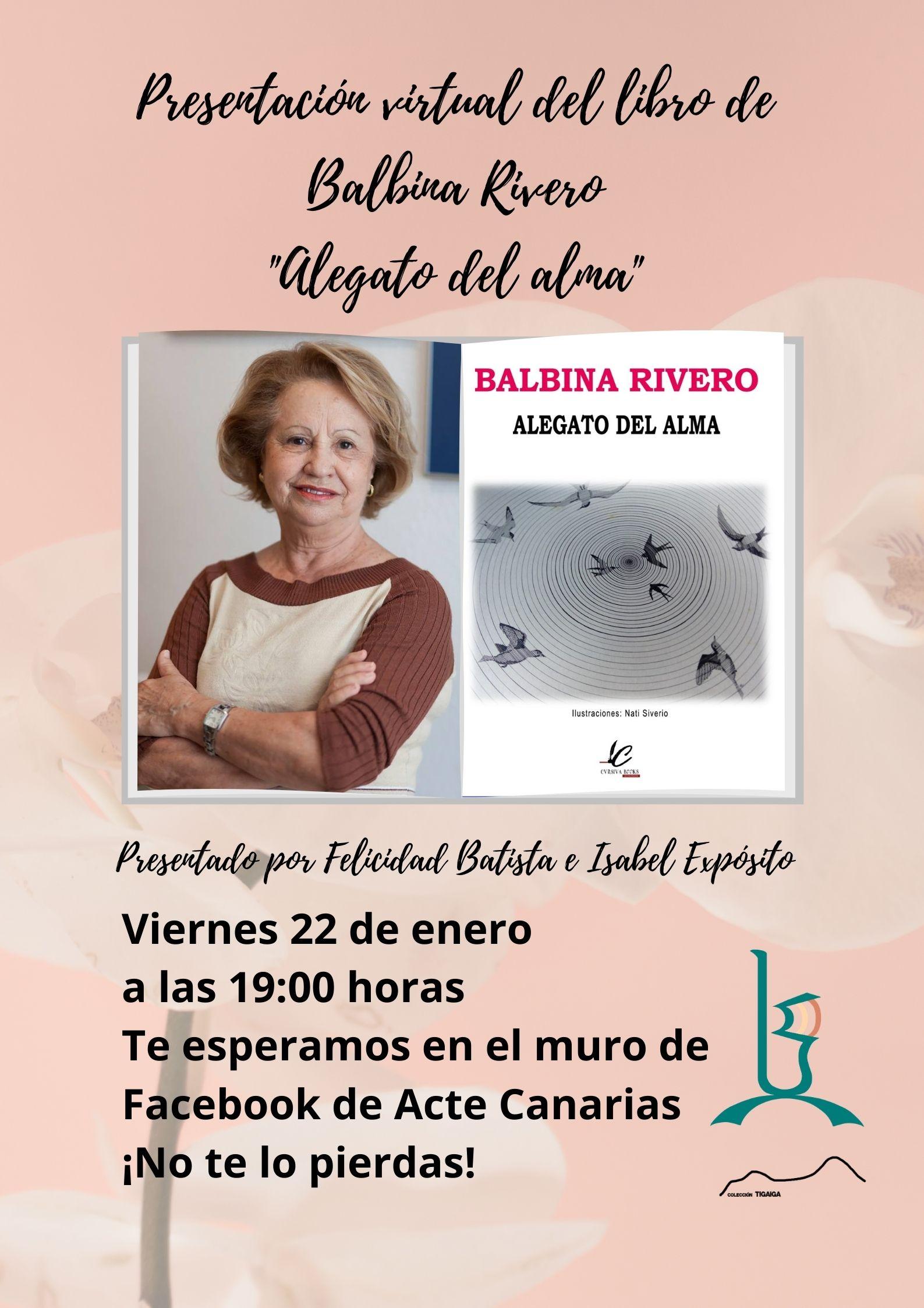 Presentaciones de libros de Acte Canarias