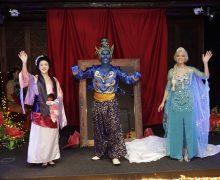 Los Personajes de la factoría de Disney en la casa museo de Teguise