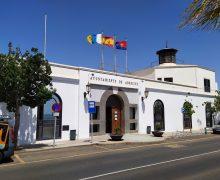 La Consejería de Sanidad certifica que no existe brote de covid en el Ayuntamiento de Arrecife