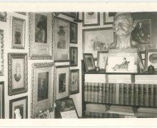 Un ferviente coleccionista canario que rechazó una fortuna para que su colección de autógrafos se quedara en Gran Canaria, Presentación Suárez