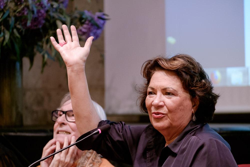 Entrevista a la activista lanzaroteña Herminia Fajardo