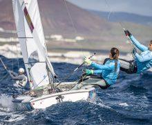 """Lanzarote Olympic Winter Regatta"""