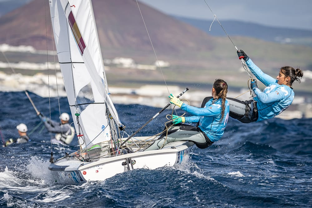 """Lanzarote Olympic Winter Regatta"""