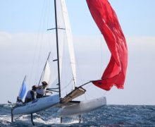 LANZAROTE OLYMPIC WINTER REGATTA (7ª jornada)