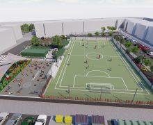 Yaiza remite al Cabildo dos proyectos de renovación de centros deportivos para su financiación