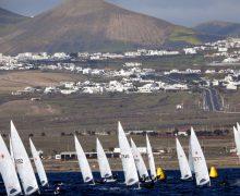 Lanzarote se consolida como destino preferido para más de 200 regatistas internacionales que entrenan en la Isla
