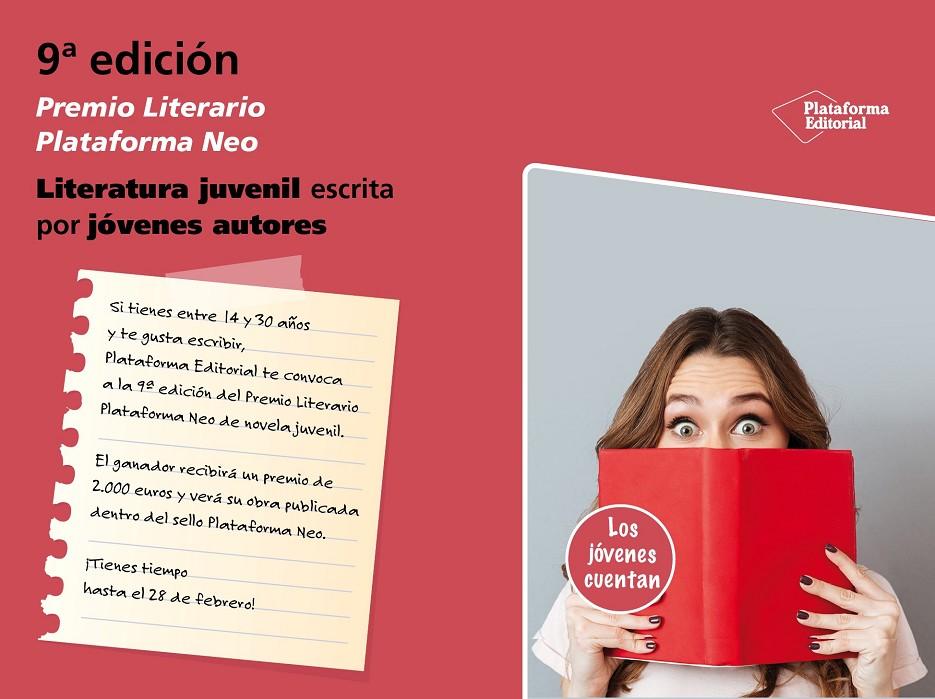 Concurso IX Premio Literario Plataforma