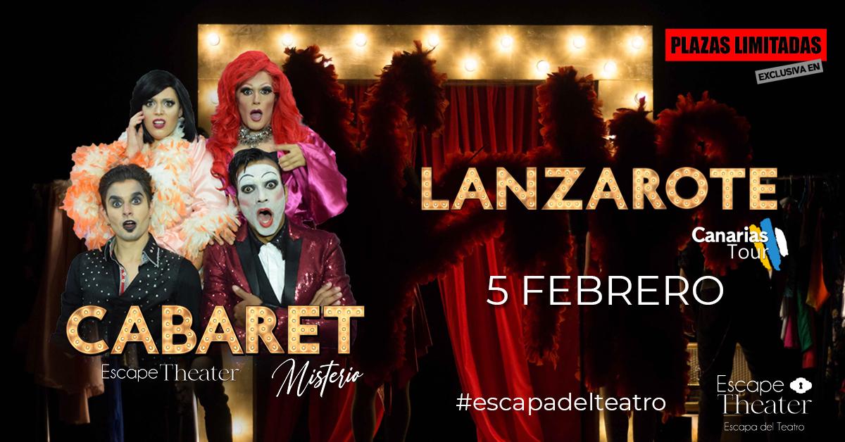 La Escape Room más grande del mundo llega a Lanzarote