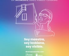 El Gobierno de Canarias y Diversas impulsan una campaña de visibilidad LGBTI* en el norte de Tenerife