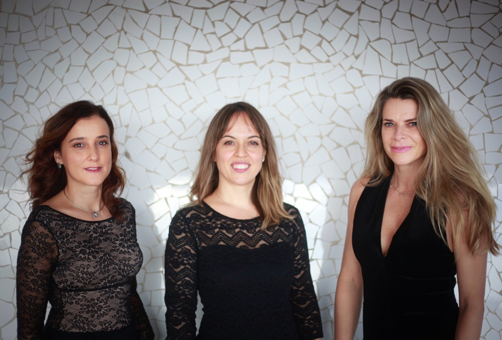 Las integrantes del Trío Hensel rinden homenaje a tres mujeres compositoras en el Festival 'En Paralelo'