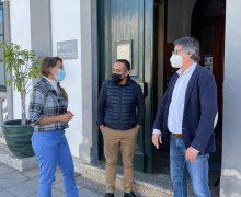 Haría aborda con el director insular del Estado los retos en materia de migración del municipio norteño