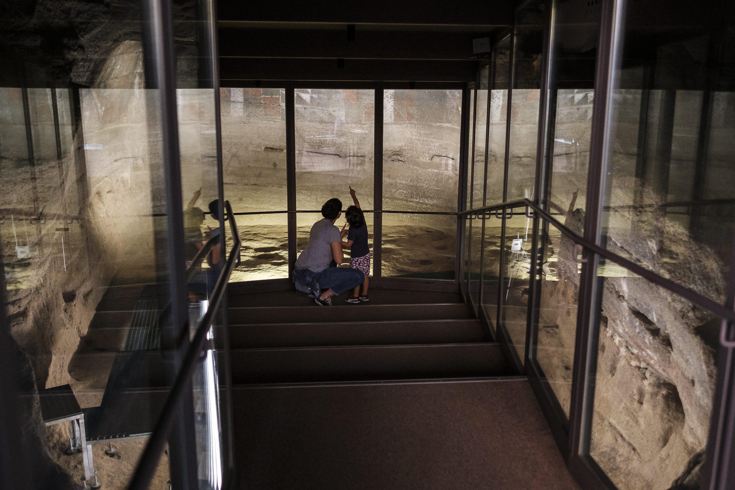 'El tiempo se detiene en Cueva Pintada', primera actividad familiar del año en el Museo y Parque Arqueológico