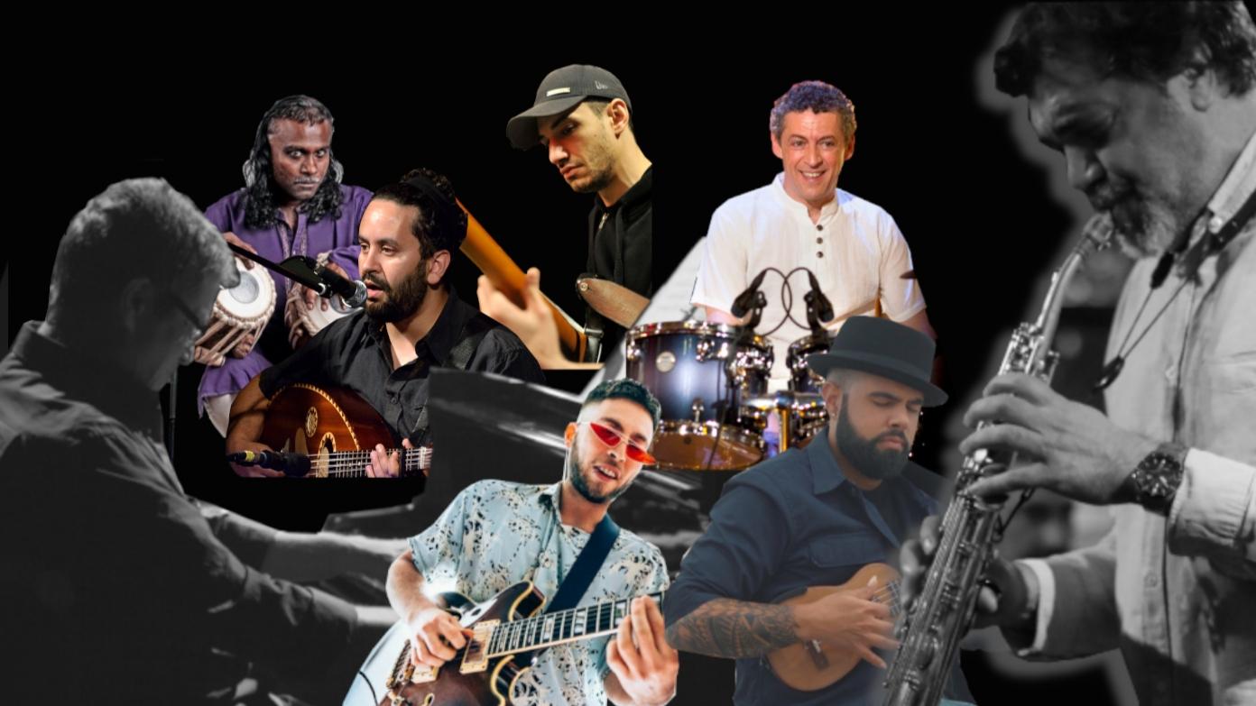 'A World of Music' se incorpora a 'En Paralelo' con jazz, flamenco, música gnawa, hindú y canaria