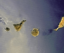 El Cabildo formaliza su interés por disponer en Lanzarote de un Observatorio de Cambio Climático de Naciones Unidas