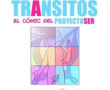 Diversidad edita un cómic que narra el proceso de tránsito de las personas trans*
