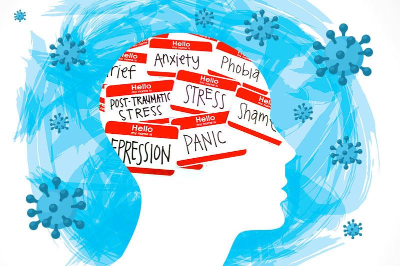 El 36% de los españoles consideran que el confinamiento está afectando negativamente a su salud mental