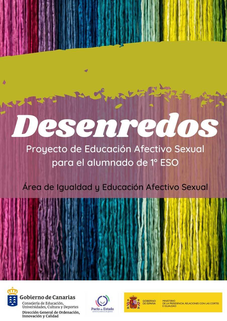 """Educación convoca """"Desenredos"""", un proyecto de educación sexual con recursos de gamificación"""