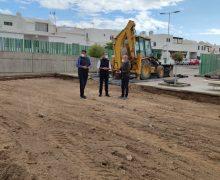 Playa Honda contará con una nueva cancha multideportiva de uso libre en el Centro Deportivo